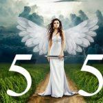エンジェルナンバー55が教える5つのメッセージ