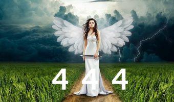 エンジェルナンバー444の7つのメッセージ