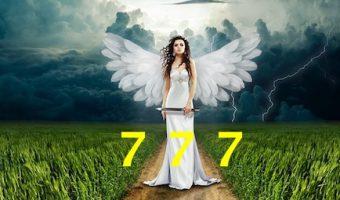 天使のお告げ、エンジェルナンバー777の5つのメッセージ