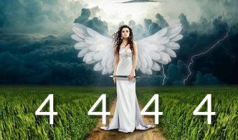 天使からのメッセージ、エンジェルナンバー4444の7つのポイント