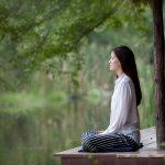 思考の向こうに本当のあなたが見える、正しい瞑想方法7つのポイント