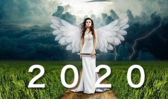 エンジェルナンバー 2020〜信じることを忘れないで! 天使の5つのメッセージ