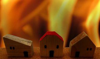 夢占い〜夢の中で火事を見たときのメッセージ5つのポイント