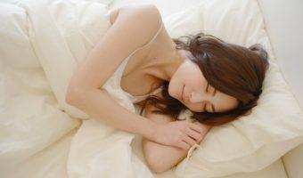ストレスの症状を緩和するには睡眠が一番!5つのポイント